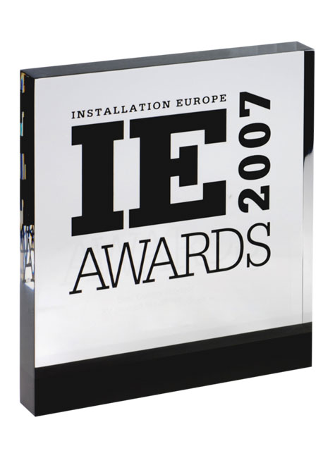 2007 - INSTALLATION EUROPE - BEST LEISURE PROJECT